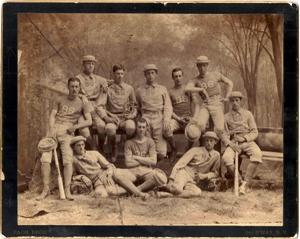 Antiquesportsshop Early Baseball Photos